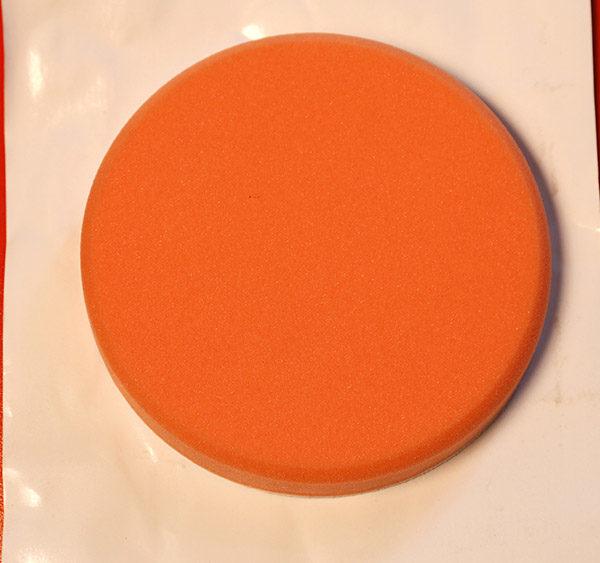 Plain Orange Pad