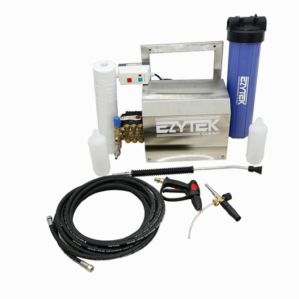 Wall Mount Car Washer Pump with accessories
