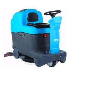 scrubber driers rider-on et80
